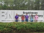 ACU Researchers at Brookhaven